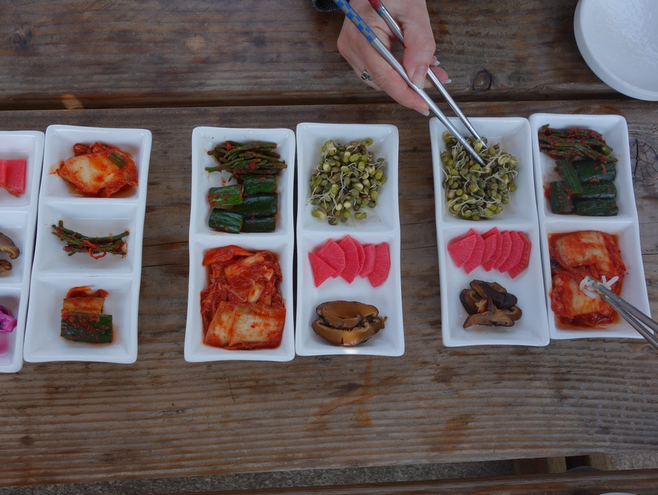 Don't miss these chicken wings: Korean food in West Oakland Oakland California United States