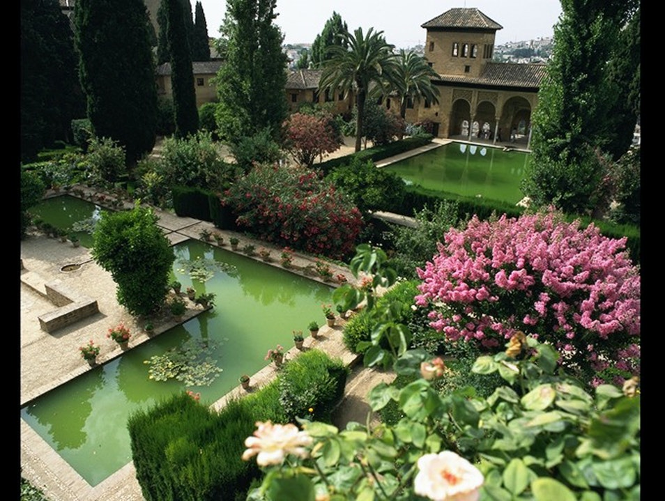 Pleasure of the Senses at Generalife, Granada Granada  Spain