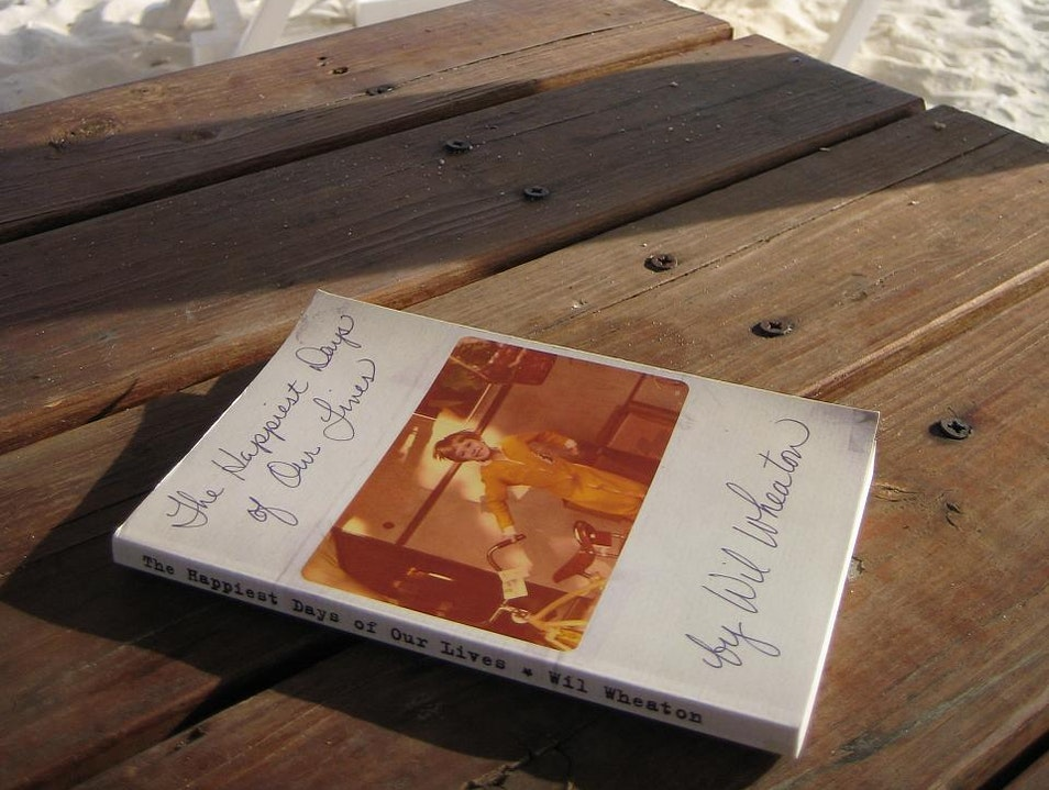 Browse for a Beach Read