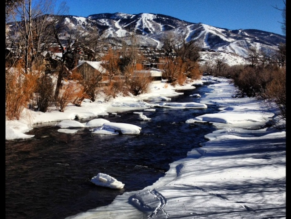 Roaming the River Trail in Steamboat Springs