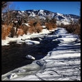 Yampa River Core Trail Steamboat Springs Colorado United States