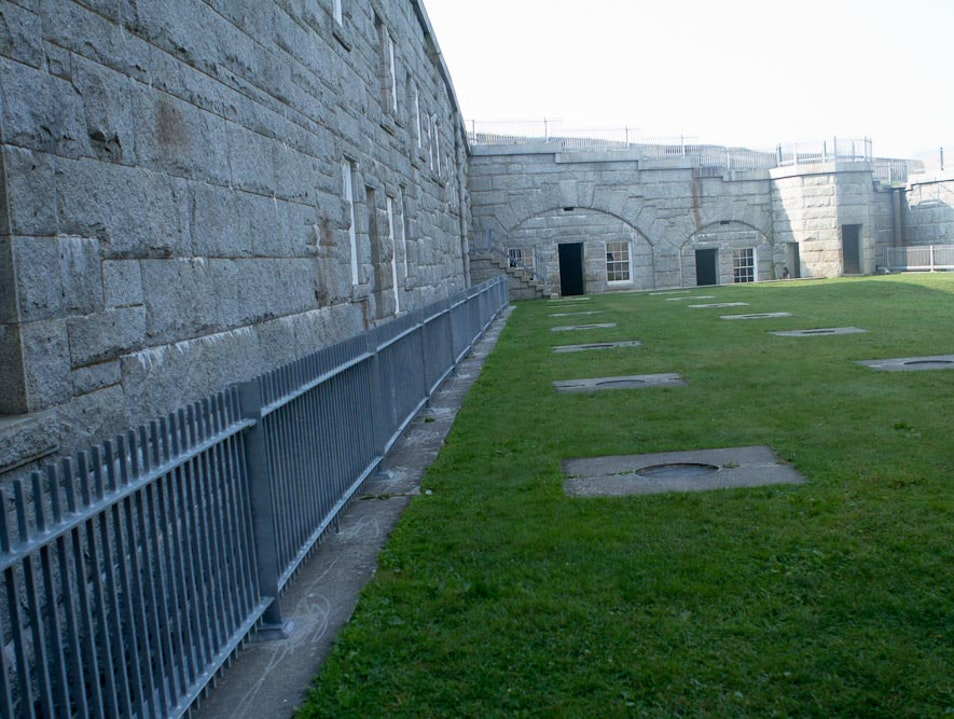 The Original Fort Knox    Earth