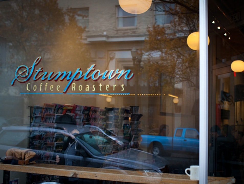 Stumptown Coffee Portland Oregon United States