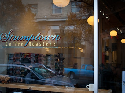 Stumptown Coffee Roasters Portland Oregon United States