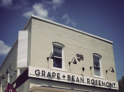 GRAPE + BEAN Rosemont Alexandria Virginia United States