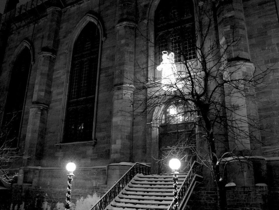 With the Ghosts of Old Montreal
