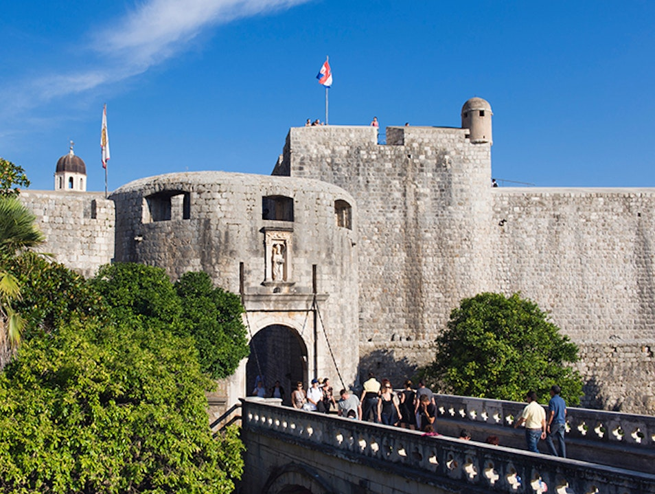 Tracing Game of Thrones in Dubrovnik