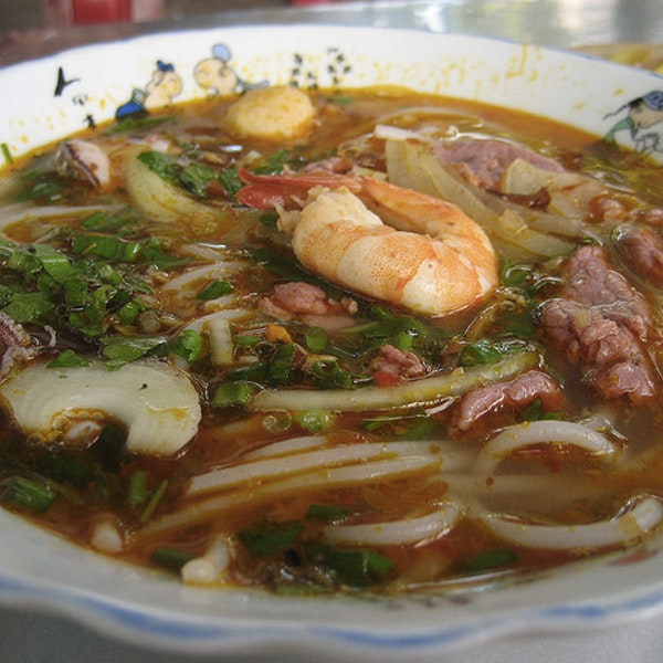The best soup you will ever eat in Ho Chi Minh City