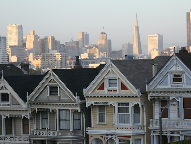 "The ""Full House"" Homes!"