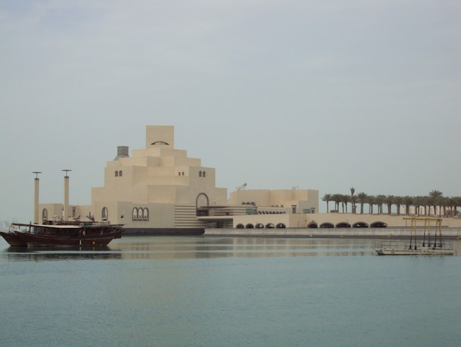 Visit the Museum of Islamic Art