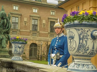 The Royal Palace Stockholm  Sweden
