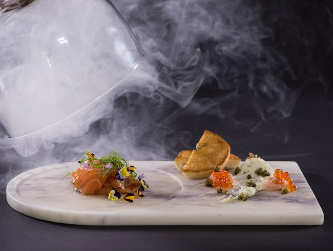 The Twisted Frenchman Brings Molecular Cuisine to Pittsburgh