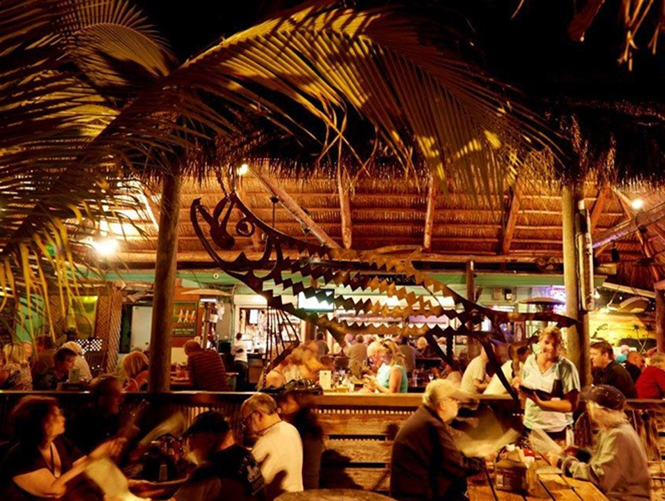 Hogfish Bar and Grill  Key West Florida United States