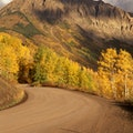 Gothic Road Mount Crested Butte Colorado United States