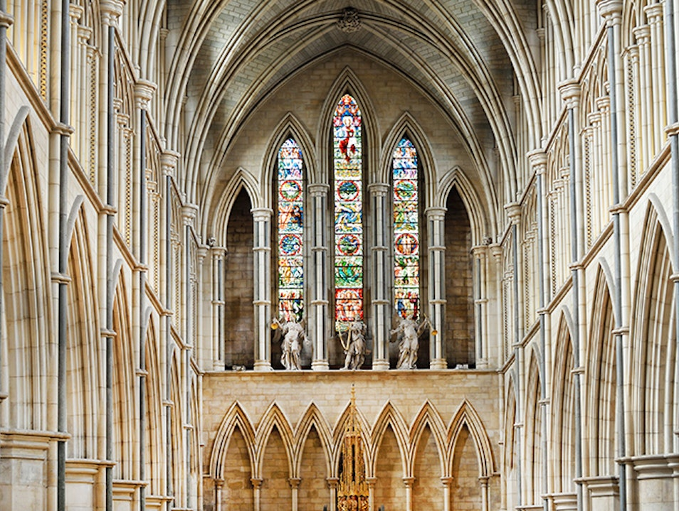 London's Other Great Cathedral London  United Kingdom