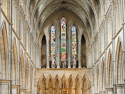 Southwark Cathedral London  United Kingdom