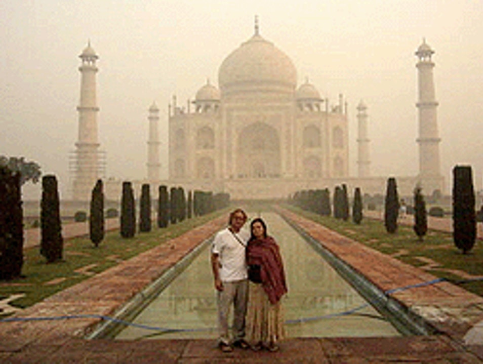 Golden Triangle Tour Package Agra  India