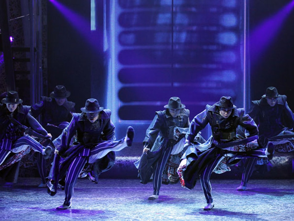 Best Shows in Las Vegas: Michael Jackson ONE Las Vegas Nevada United States
