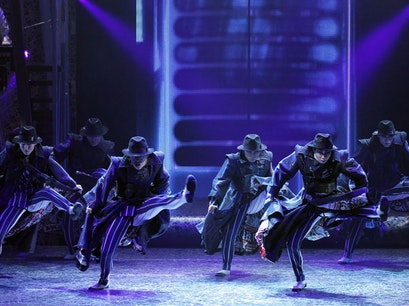 Michael Jackson ONE at Mandalay Bay Las Vegas Nevada United States