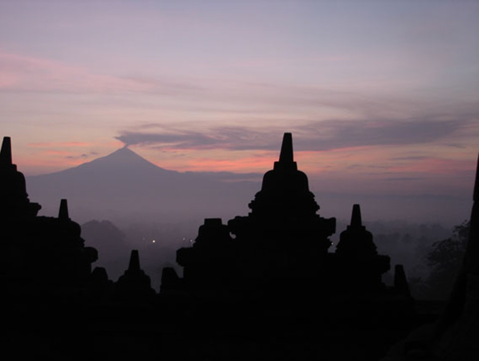 Borobudur Temple, Java – Indonesia Klaten  Indonesia