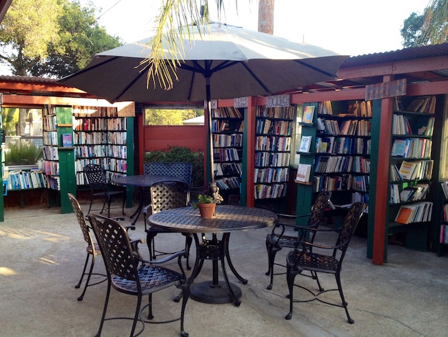 Ojai's Famous Open-Air Bookstore