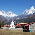 Everest Khumjung  Nepal