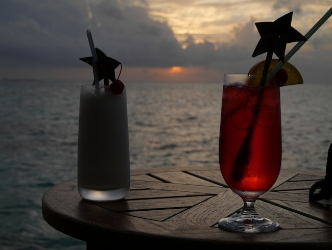 The Best Drinks in Blue Bay