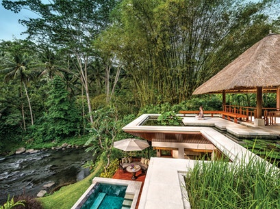 Four Seasons Resort Bali at Sayan Ubud  Indonesia