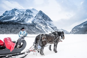Brewsters Lake Louise Stables & Dance Barn