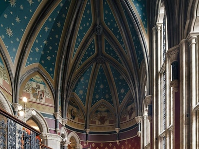 St. Pancras Renaissance Hotel London  United Kingdom