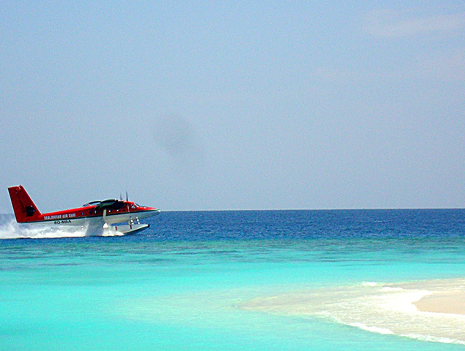 Maldives Seaplane Tours   Maldives
