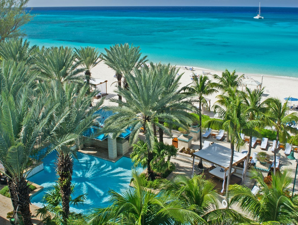 The Westin Grand Cayman Seven Mile Beach Resort & Spa West Bay  Cayman Islands