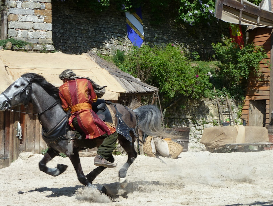 The Legend of the Knights Provins  France