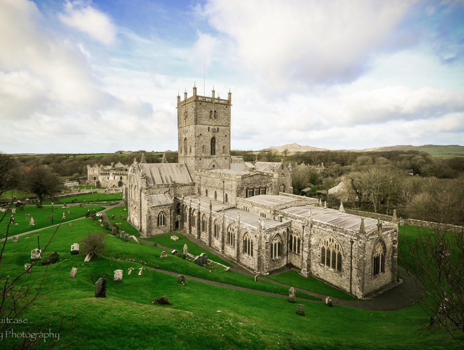 Saint David's Cathedral Saint Davids  United Kingdom