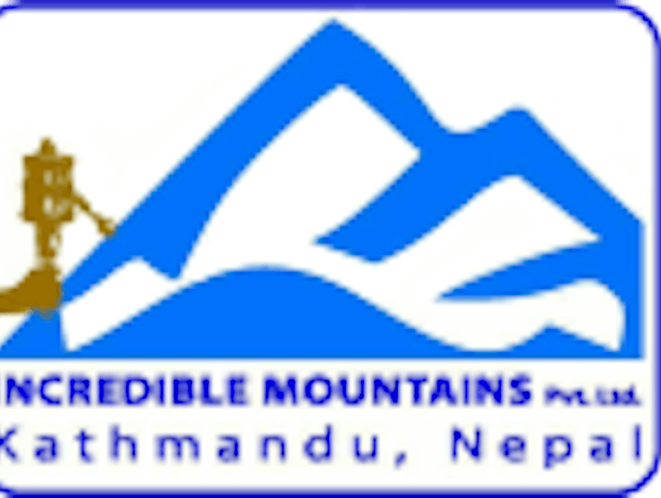 Incredible Mountains Kathmandu  Nepal