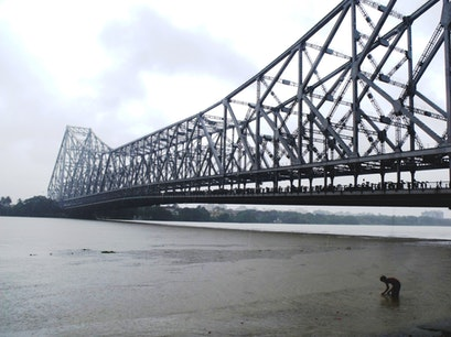 Howrah Bridge Kolkata  India