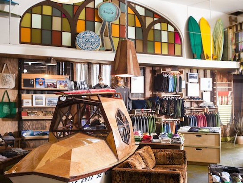 Mollusk Surf Shop, San Francisco San Francisco California United States