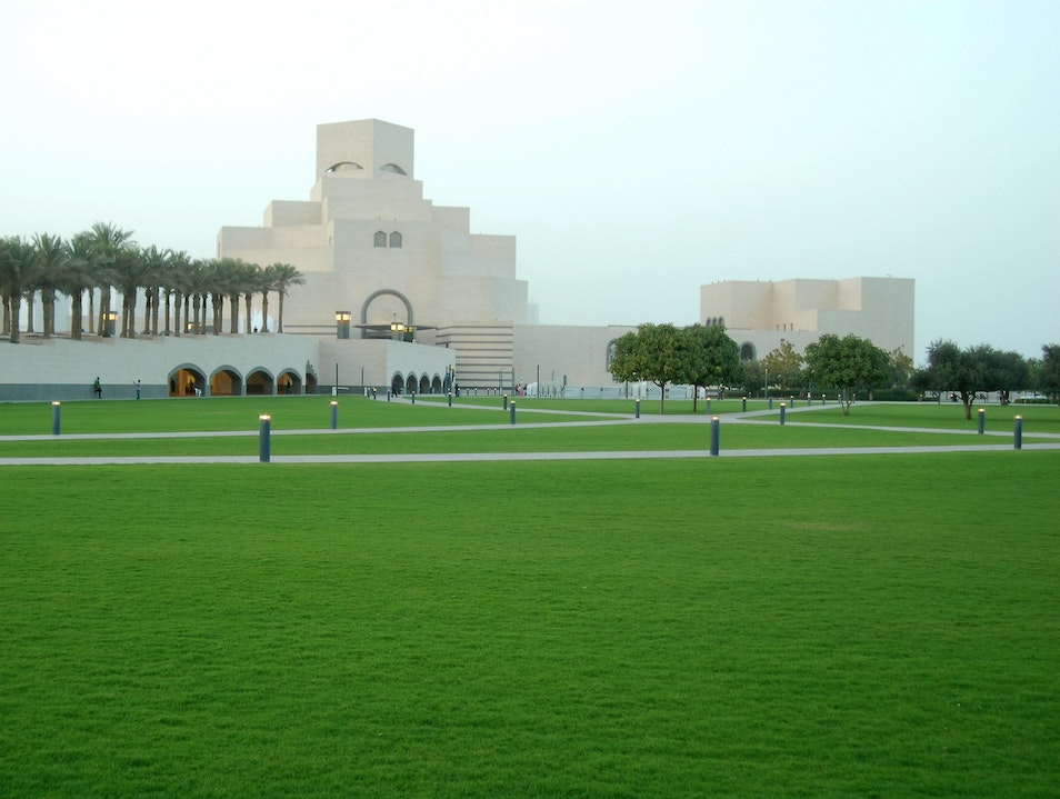 A museum where tradition meets modernity Doha  Qatar