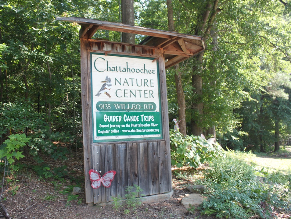 Roswell's Community-Led Nature Center and Wildlife Habitat Roswell Georgia United States