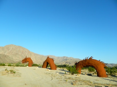 Galleta Meadows Borrego Springs California United States
