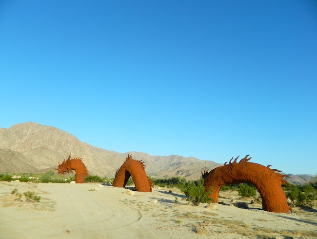 Galleta Meadows in Borrego Springs, CA