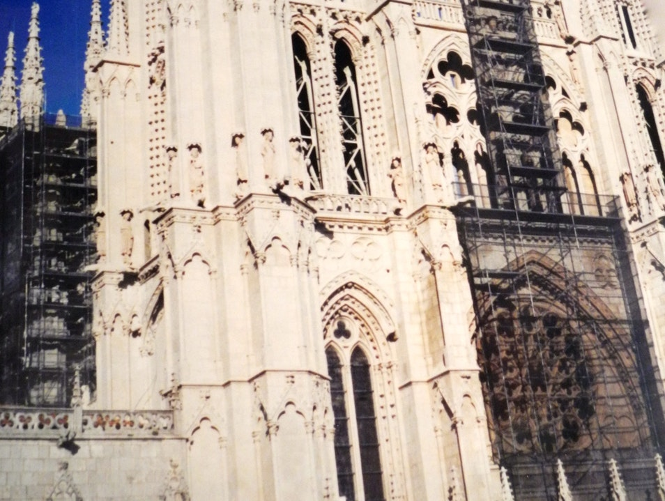 The Cathedral of Burgos Burgos  Spain