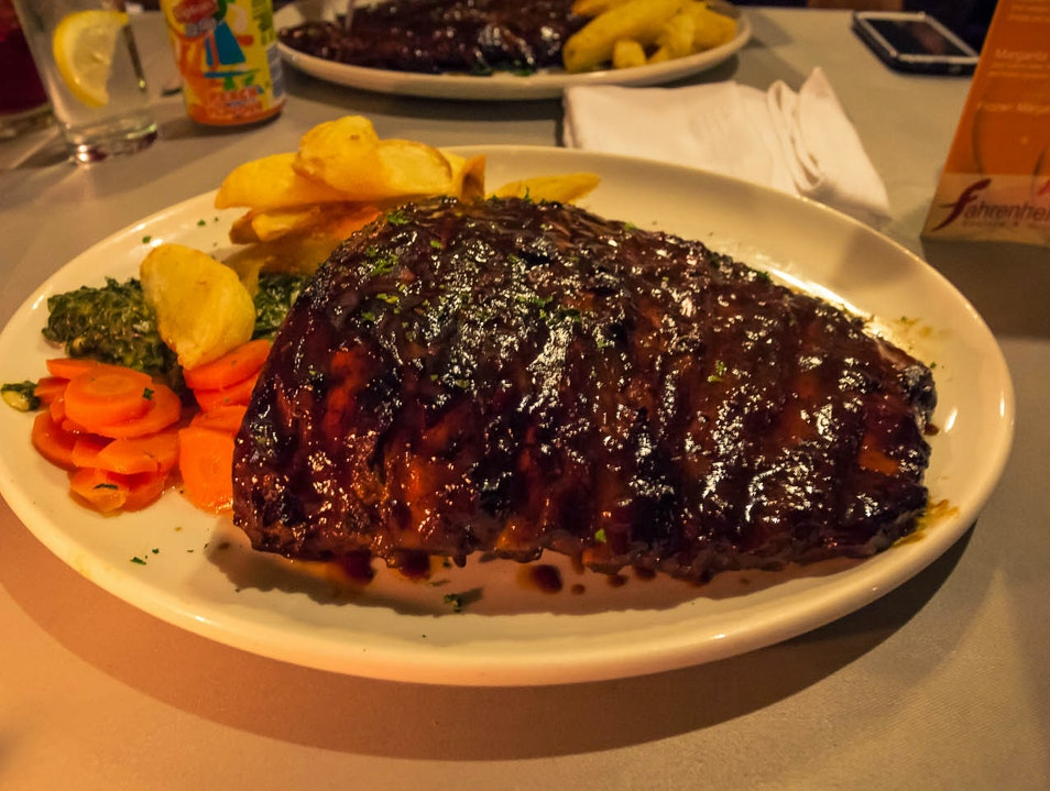 Fred Flinstone Would Approve of These Ribs