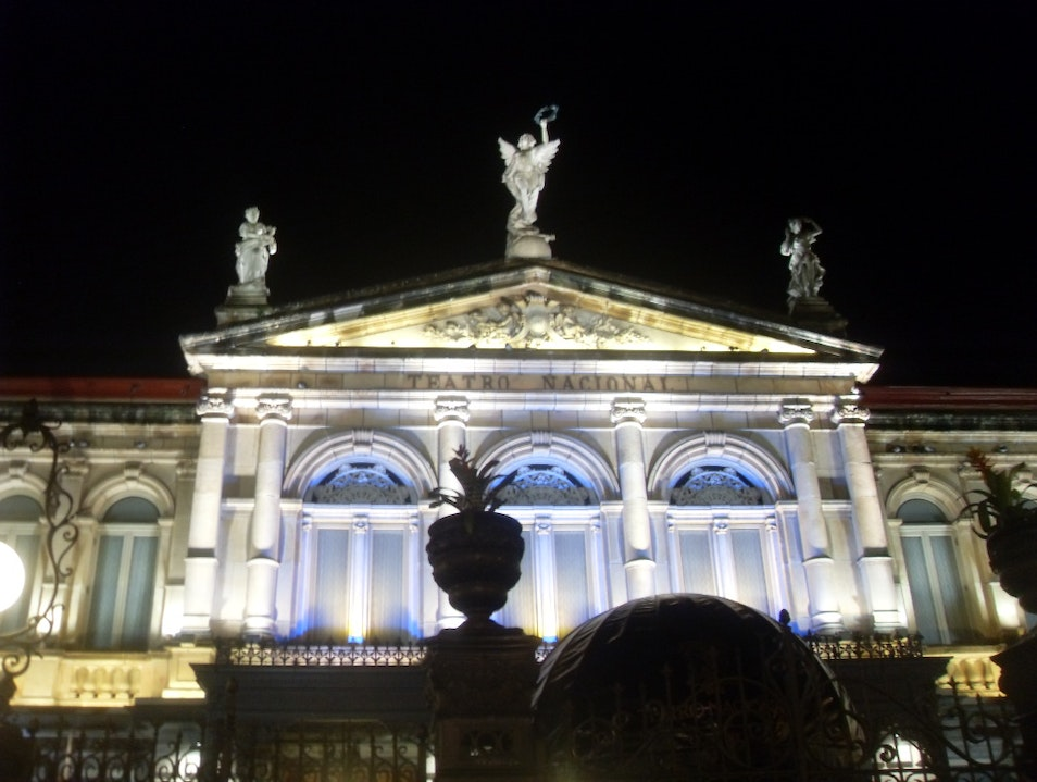 A Neoclassical Masterpiece in San Jose's Cultural Center   Costa Rica
