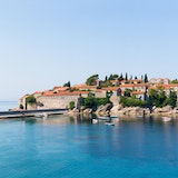 Budva and Sveti Stefan