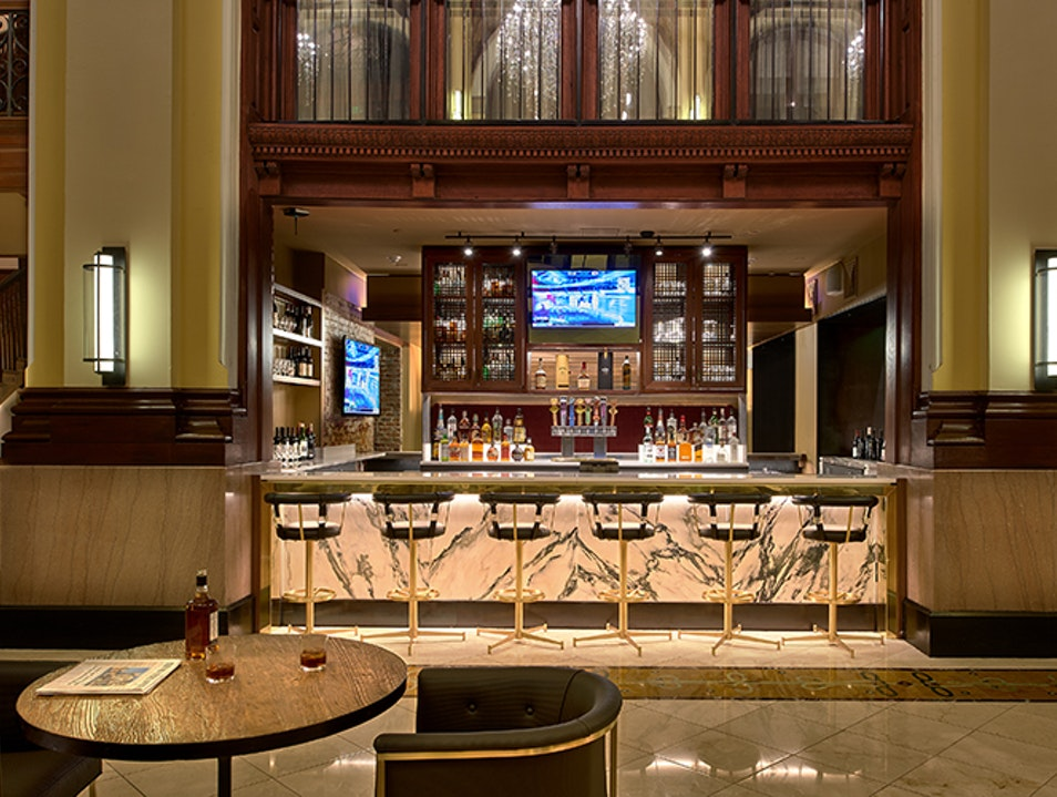 Union Station Hotel Nashville Tennessee United States