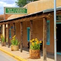 Kit Carson Home and Museum Taos New Mexico United States