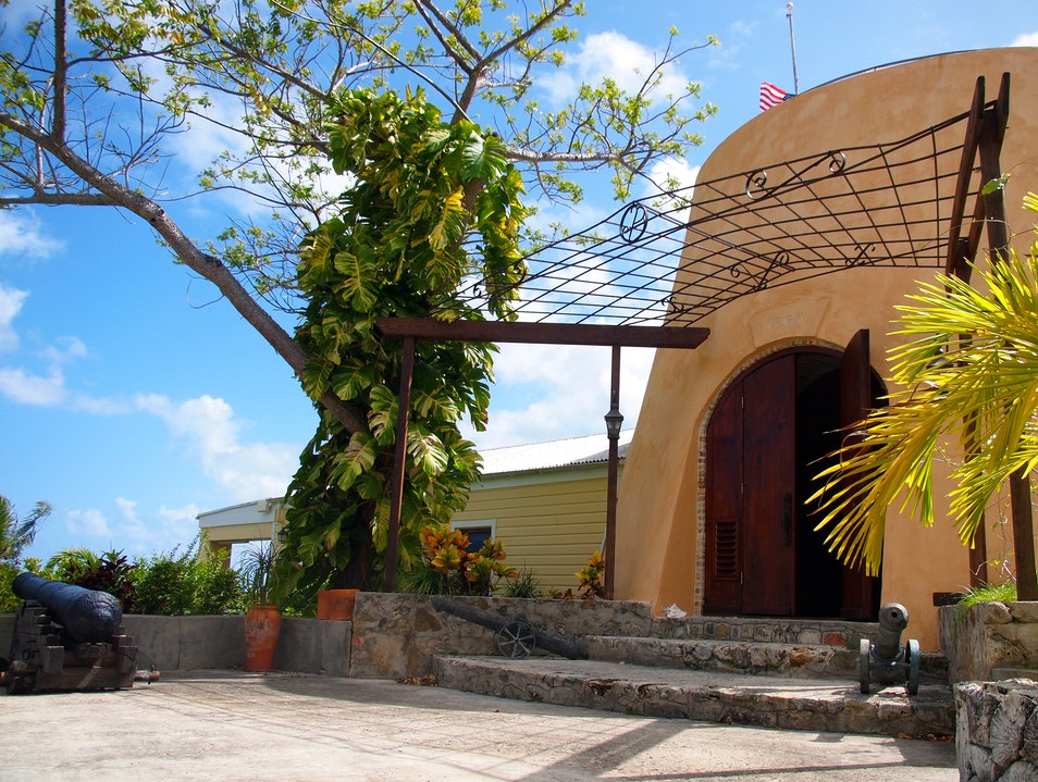 Stay In A Sugarmill at Estate Belvedere Christiansted  United States Virgin Islands