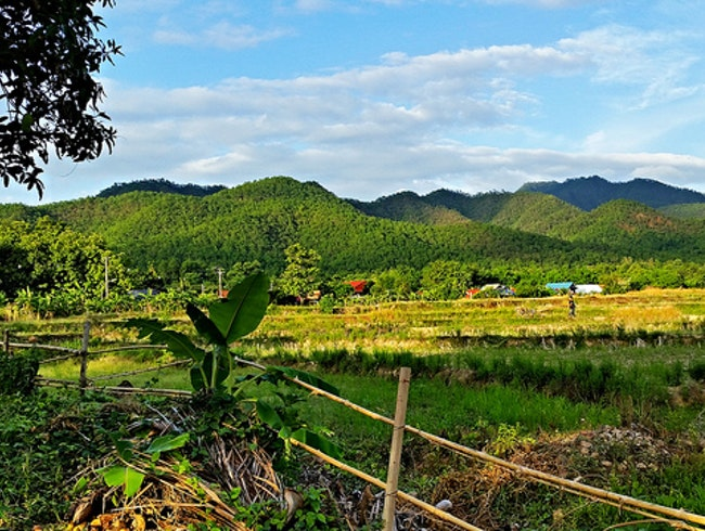Motorbiking the Mae Hong Son Loop