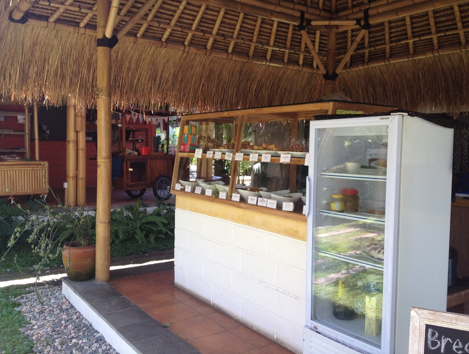 Soup and Other Healthy Things Ubud  Indonesia